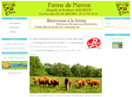 Site Internet Pierron